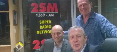2SMs Talkin Sport NRL Forum June 2014