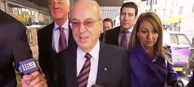 Former MP Eddie Obeid Could Lose His Pension