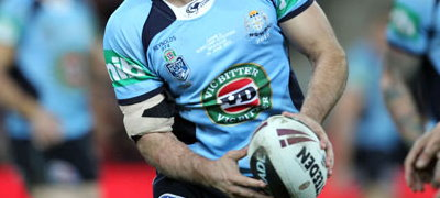 Laurie Daley On Origin 1