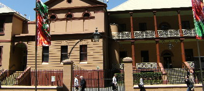 Pensioners To Rally On 2014 Budget At NSW Parliament House