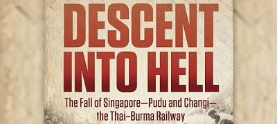 Author Peter Brune His Book Descent Into Hell