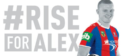 Rise For Alex