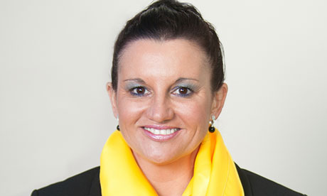Sen. Jacqui Lambie Discusses Her First Week In The Senate
