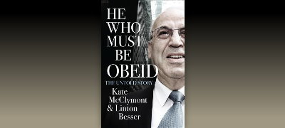 Kate McClymont Co Author Of The Book He Who Must Be Obeid