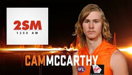 CAM MCCARTHY
