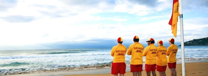 Surf Live Saving