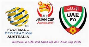 AUS VS UAE