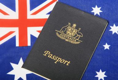 Australian Passport