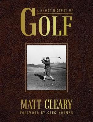 A Short History Of Golf 1