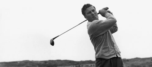 1955 Peter Thompson Open Champion St Andrews E1529478621552