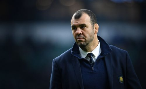 Michael Cheika Getty Images E1544510314729